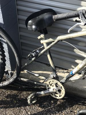 26 inch mountain bike in the works MGX as is as found $149 final price redone $279 ride on dude for Sale in Salt Lake City, UT