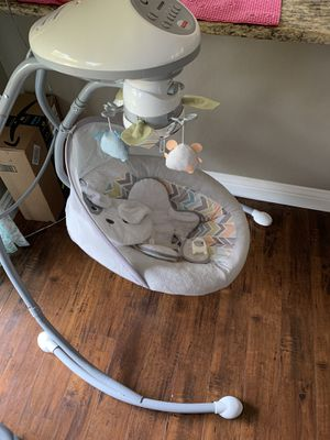 Fisher price cradle and swing for Sale in Pleasant Hill, CA