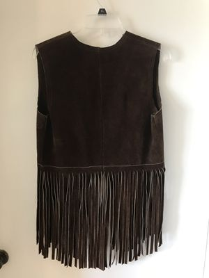 Suede Vest size Medium Vintage 1966 Great Condition! for Sale in Jupiter, FL