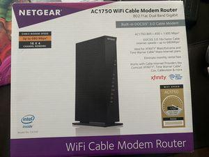 Modem/Router for Sale in Richmond, VA