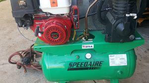 Gas powered air compressor for Sale in Oak Lawn, IL