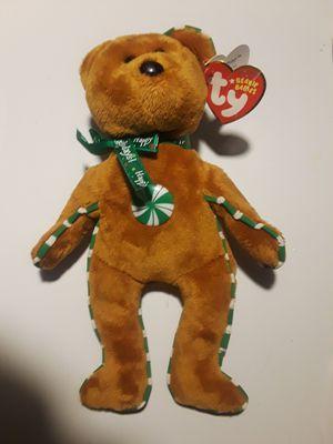 TY Beanie Baby Spearmint the Bear for Sale in Hudson, FL