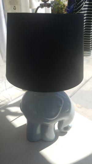 Elephants lamp for Sale in Norwalk, CA