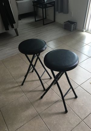 Bar stools (2) for Sale in Peoria, AZ