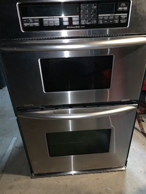 Kitchen Aid oven & Microwave for Sale in Baldwin Park, CA