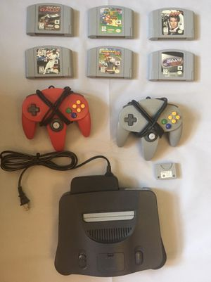 N64 Nintendo 64 Bundle for Sale in New York, NY