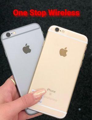 iPhone 6s unlocked for Sale in Everett, WA
