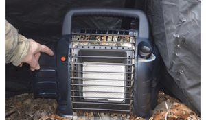 Mr. Buddy camo Camping or hunting heater for Sale in Shamokin, PA