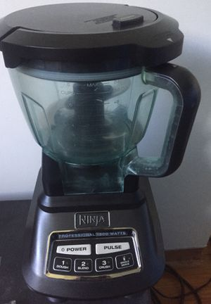 Ninja blender model BL 771 1500w for Sale in St. Louis, MO