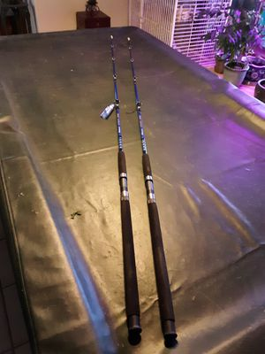 Fishing rods new for Sale in Gilbert, AZ