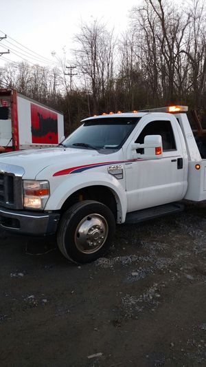 2008 ford f450 95.000 miles diesel for Sale in Cornwall, NY