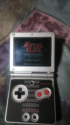 GAME BOY ADVANCE SP Model No AGS 001 for Sale in Azusa, CA