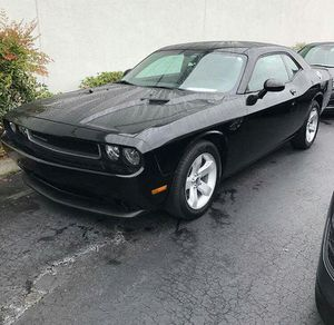 2013 Dodge Challenger All Black $1300 Down Today Approval Based on Income for Sale in Atlanta, GA