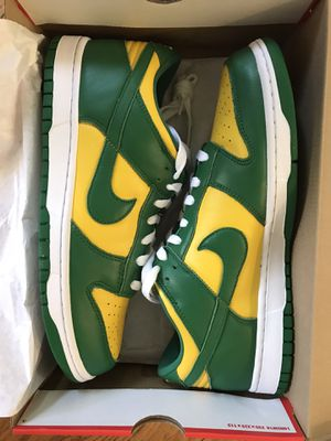 Nike dunk Brazil size 11.5 for Sale in Bridgeton, MO