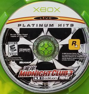 Midnight Club 3 Dub Edition Remix Xbox for Sale in Fresno, CA