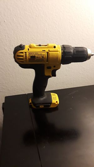 Used a good condition dewalt drill for Sale in Los Angeles, CA