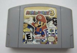 N64 - Nintendo 64 - Mario Party 3 for Sale in Lowellville, OH