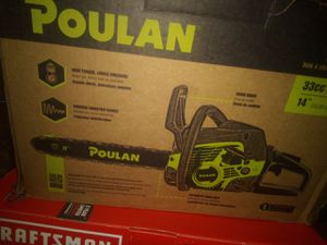 "Poulan 14"" 33cc for Sale in Magna, UT"