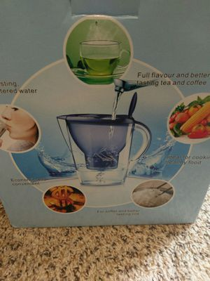 Water Filter. 3.5L. Blue. for Sale in Grand Prairie, TX