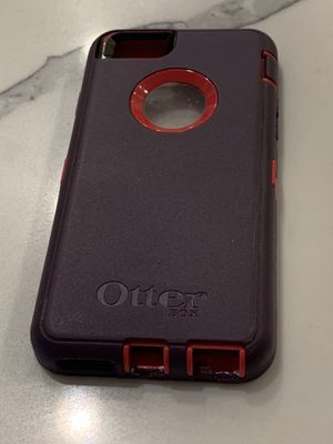 Otter box case for an IPhone 6 or 7 for Sale in Raleigh, NC