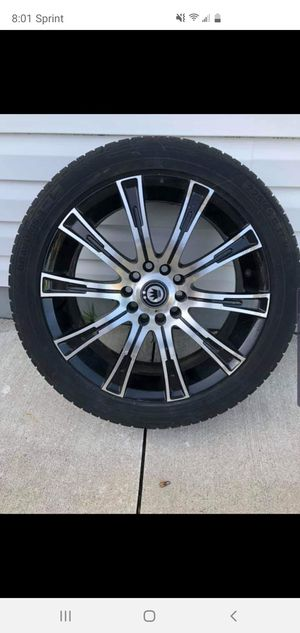 17 inch konig rims for Sale in MN, US