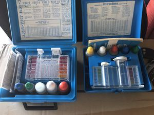 Pool Water Testing Kits for Sale in Tampa, FL