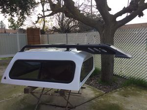 5.0 colorado & canyon camper shell 04-14 for Sale in Fresno, CA