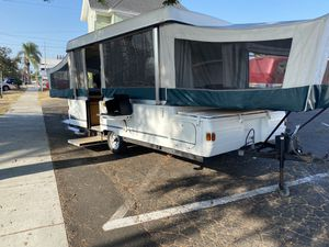 2000 Coleman Fleetwood Pop up tent trailer for Sale in San Diego, CA