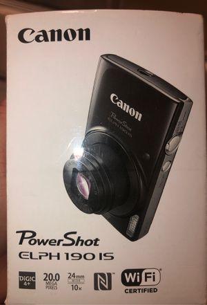 Canon camera , BRAND NEW for Sale in Bakersfield, CA