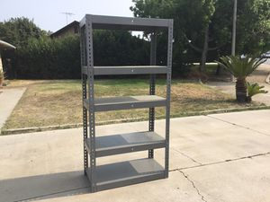 Steel shelf (ULINE) for Sale in Eastvale, CA