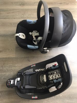 Car seat and base Cybex for Sale in Los Angeles, CA