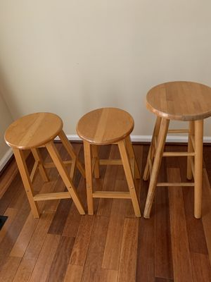 Breakfast stool for Sale in North Bethesda, MD