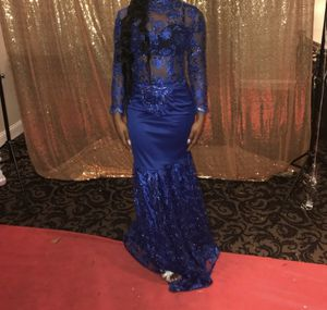 Blue Prom/Special Occasion Dress for Sale in Bristol, PA