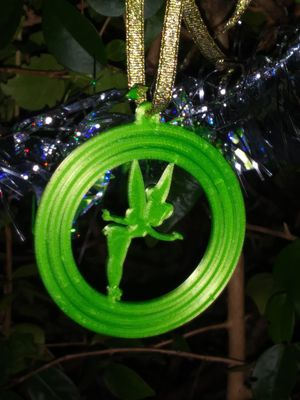 Tinkerbell Christmas Ornament for Sale in Oakland Park, FL