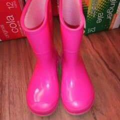 Size 7/8 Rain Boots for Sale in Raleigh, NC