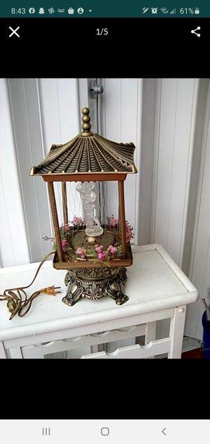 Vintage 70's Mineral Oil Lamp for Sale in Dania Beach, FL