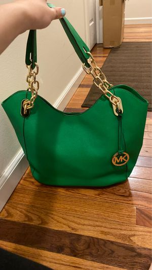 Green Michael Kors bag for Sale in Hoffman Estates, IL