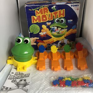Tomy Mr. Mouth Game for Sale in Englewood, NJ