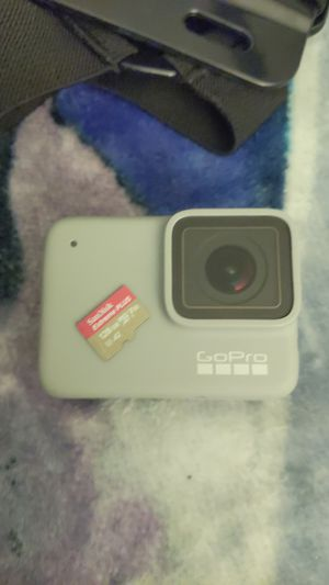 Gopro white 7 for Sale in Los Angeles, CA