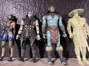 Mortal kombat action figures for Sale in San Fernando, CA