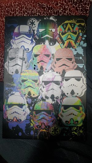 Star wars paintings for Sale in Lakeland, FL