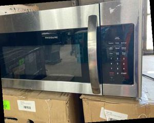Frigidaire over the range microwaveFGMV17WNVF 2 A2Z for Sale in Houston, TX