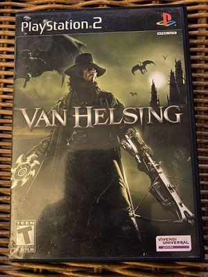 Van Helsing (PS2) for Sale in Las Vegas, NV