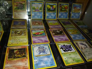 1st edition Pokemon cards for Sale in Las Vegas, NV