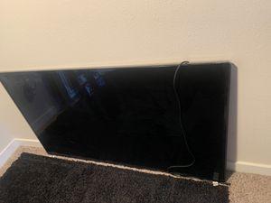 55 inch Samsung tv, NO REMOTE. for Sale in Federal Way, WA