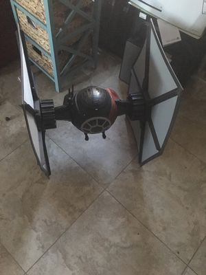 Tie fighter (Big) toy for Sale in Fallbrook, CA