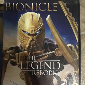 Bionical The Legend Reborn Dvd Movie for Sale in Elma, WA