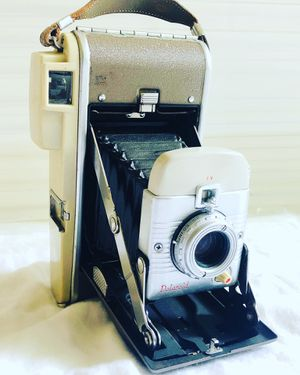 1950's Vintage Mini Polaroid Land Camera EV Folding Instant Film Photography for Sale in COCKYSVIL, MD