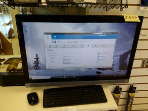 """HP Pavilion 27-A210 All-in-one 27"""" FHD Touch i7-7700T 12GB 1TB HDD for Sale in Boca Raton, FL"""