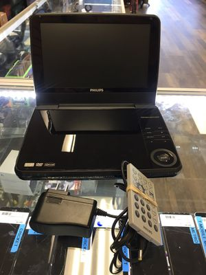 DVD Player Philips Portable PET941A/37 MP3 CD Playback for Sale in Lynn, MA